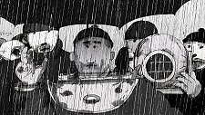 Tuukrid Vihmas (Divers In The Rain) Free Cartoon Pictures