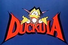 Count Duckula Episode Guide Logo