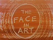 The Face In Art Free Cartoon Picture