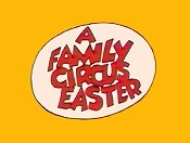 A Family Circus Easter Free Cartoon Picture