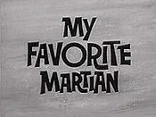 My Favorite Martian Cartoon Character Picture