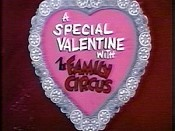 A Special Valentine With The Family Circus Cartoon Picture