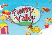 Funky Valley Episode Guide Logo
