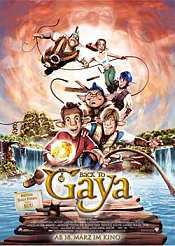 Back to Gaya (Boo, Zino & the Snurks) Cartoon Pictures
