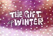 The Gift Of Winter Cartoons Picture