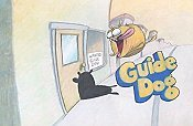 Guide Dog Cartoon Picture