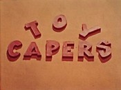 Toy Capers Cartoons Picture