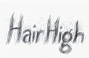 Hair High Cartoon Character Picture