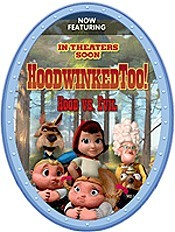 Hoodwinked Too! Hood vs. Evil Picture Into Cartoon