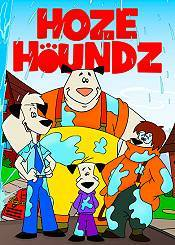 Fortune Hunting Houndz Cartoon Character Picture