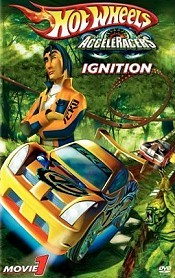AcceleRacers: Ignition Picture Into Cartoon