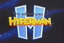 The Adventures of Hyperman Episode Guide Logo