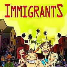 The Immigrants Episode Guide Logo