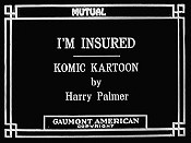 I'm Insured Cartoon Funny Pictures
