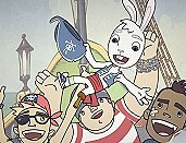Jolly Rabbit (Series) Cartoon Picture