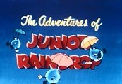 The Adventures of Junior Raindrop Free Cartoon Picture