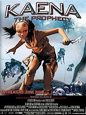Kaena, Le Proph�tie (Kaena: The Prophecy) Picture Into Cartoon