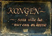 Kongen Som Ville Ha Mer Enn En Krone (The King Who Wanted More Than A Crown) Cartoon Picture
