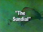 The Sundial Picture Of Cartoon