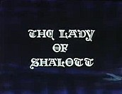 The Lady Of Shallot Pictures Of Cartoons