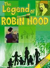 The Legend Of Robin Hood Picture To Cartoon
