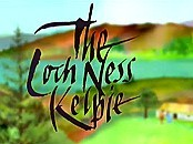 Loch Ness Kelpie Cartoon Picture