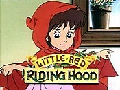 Little Red Riding Hood Cartoon Picture