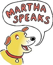 Martha's Puppy Cartoon Picture