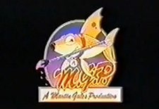 Martin Gates Productions Studio Logo