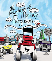 Massey Rolls to Rescue Pictures Cartoons