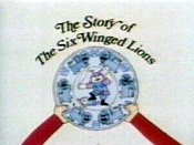 The Story Of The Six Winged Lions Cartoon Pictures