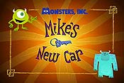 Mike's New Car Pictures In Cartoon