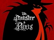 Un Monstre � Paris (A Monster In Paris) Cartoon Character Picture