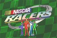NASCAR Racers Episode Guide Logo