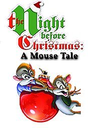 The Night Before Christmas: A Mouse Tale Unknown Tag: 'pic_title'