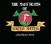 The Many Deaths of Norman Spittal (Series) Cartoon Picture