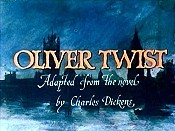 Oliver Twist The Cartoon Pictures