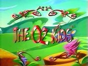 The Oz Kids (Series) Picture Into Cartoon