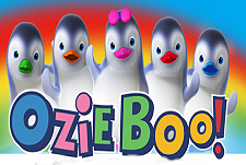 Ozie Boo! Episode Guide Logo