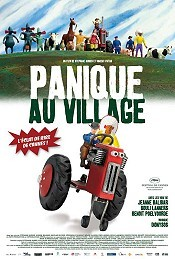 Panique Au Village (A Town Called Panic) Picture Into Cartoon