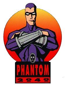 Phantom 2040 Episode Guide Logo