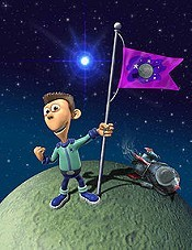 Sheen Racer Picture Into Cartoon