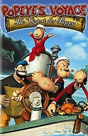 Popeye's Voyage: The Quest For Pappy Pictures Of Cartoons