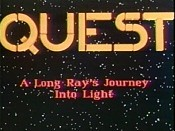 Quest: A Long Ray's Journey Into Light Pictures In Cartoon