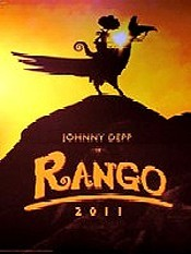 Rango Cartoon Character Picture