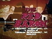 The Red Baron Cartoon Picture