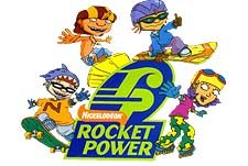 Rocket Power Episode Guide Logo