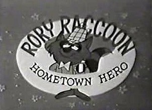 Rory Raccoon Hometown Hero