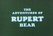 The Adventures Of Rupert Bear Episode Guide Logo