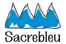 Sacrebleu Productions Studio Logo